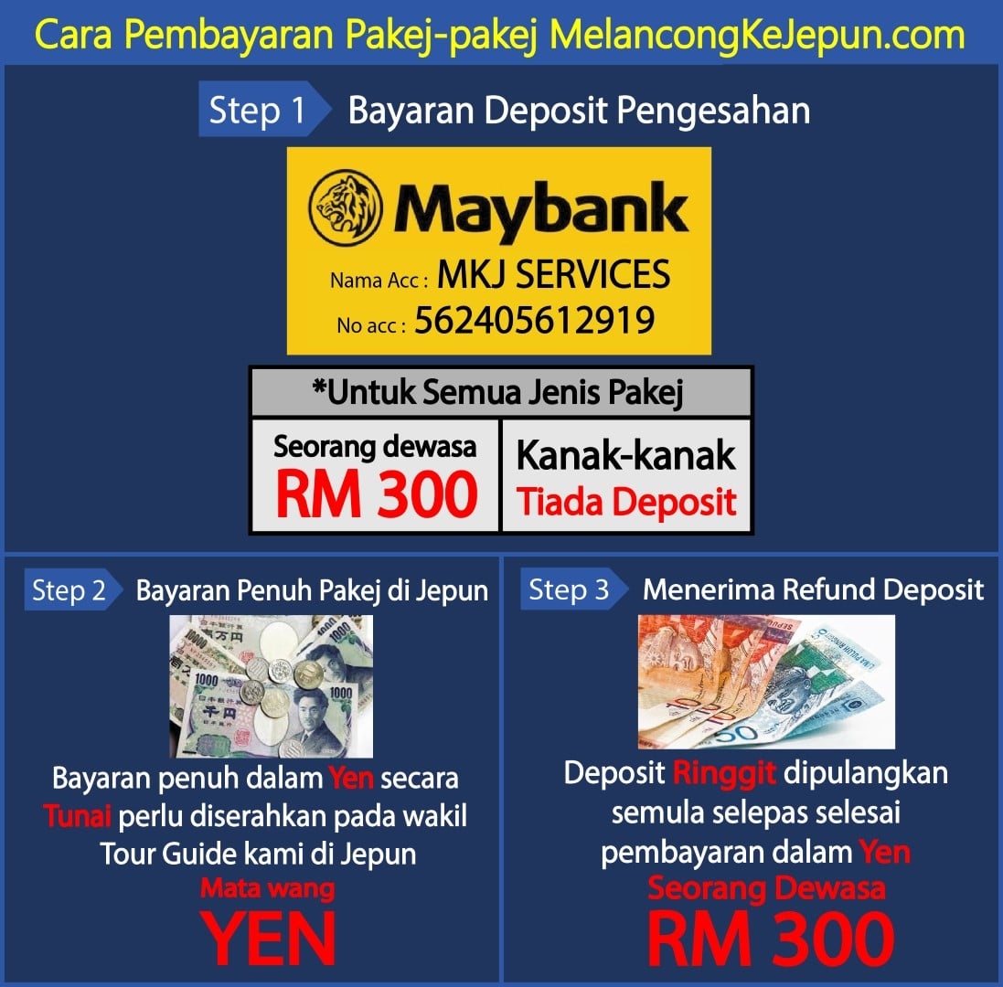 Design Cara Pembayaran Pakej MKJ-01 Large